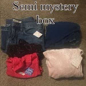Free People Semi Mystery Box